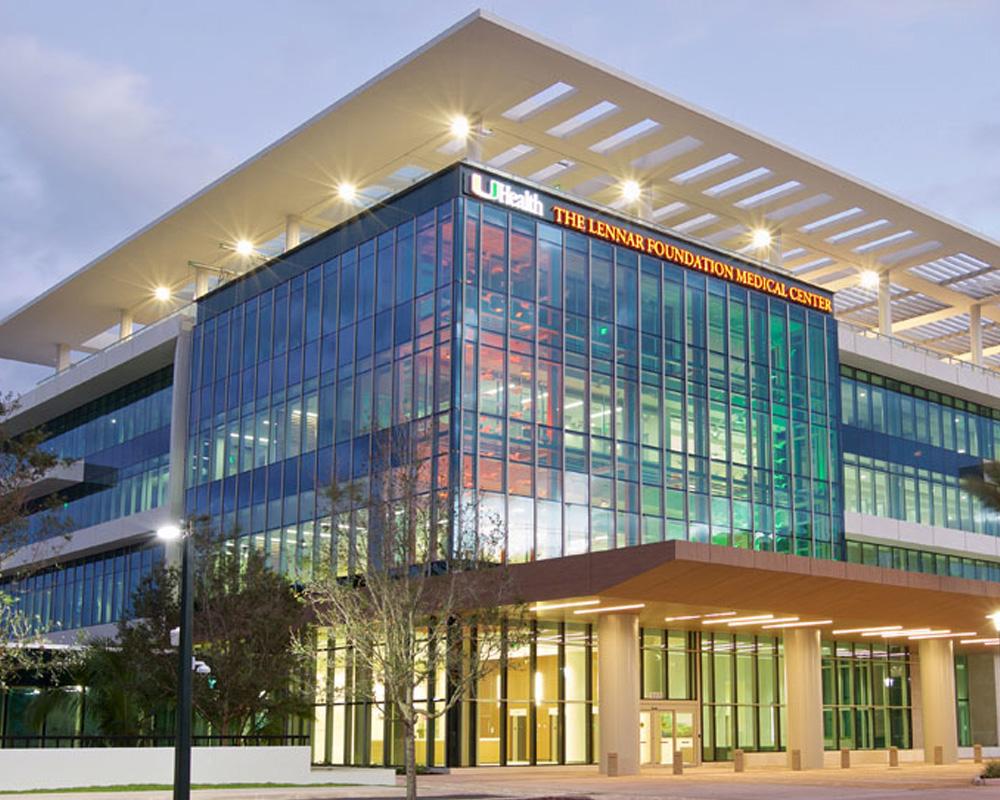 Mount Sinai Medical Center - Prestress Concrete